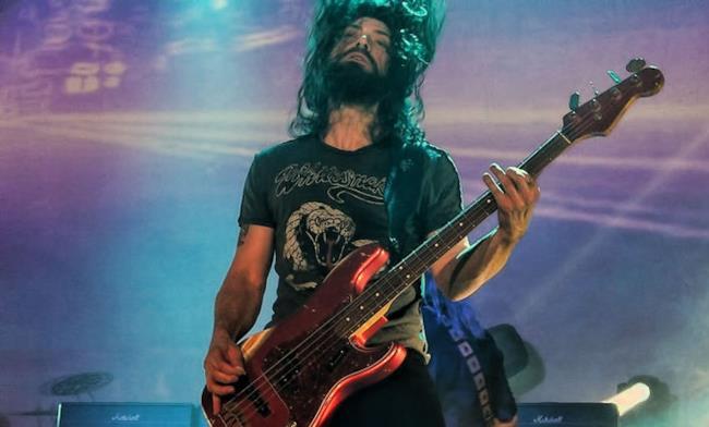 Michael Devin bassista dei Whitesnake