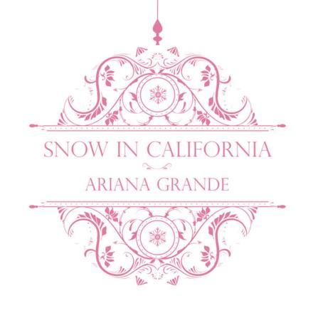 Snow In California - Single