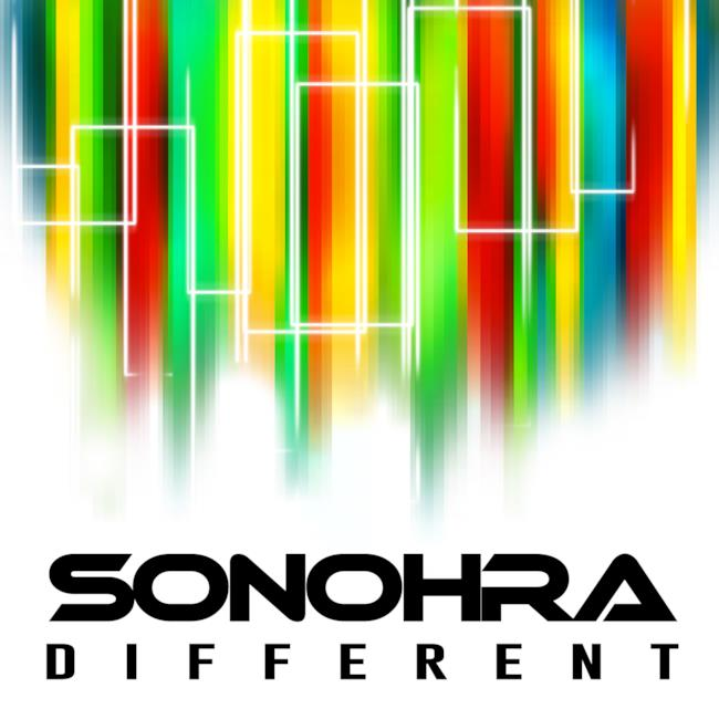 Cover del singolo dei Sonohra Different