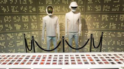 Il duo di dj francesi Daft Punk