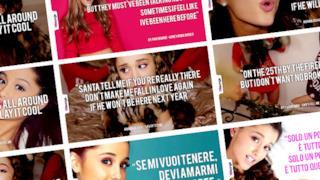 Le migliori frasi di Ariana Grande
