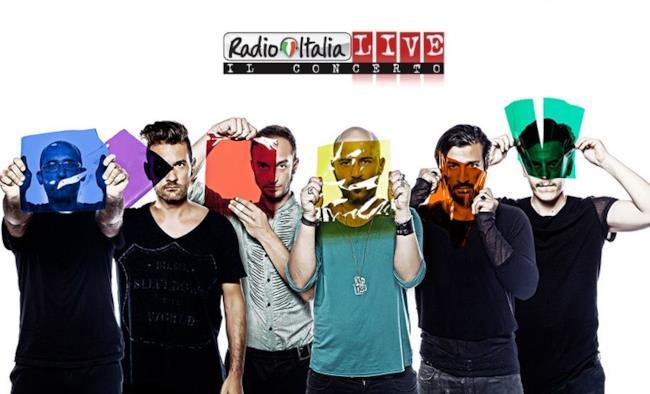Negramaro Radio Italia Live - Il concerto