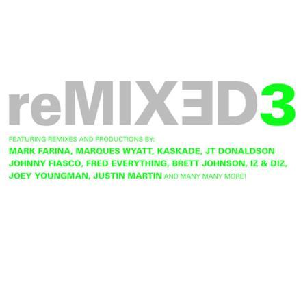 Remixed, Vol. 3
