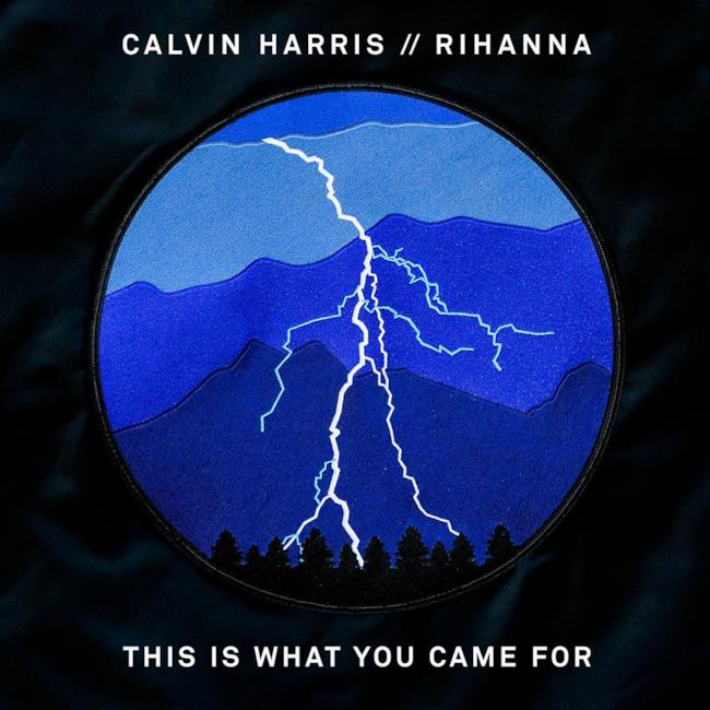 Calvin Harris ft. Rihanna This Is What You Came For