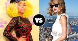 Nicki Minaj vs Taylor Swift