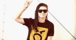 Il DJ americano Skrillex