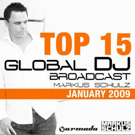 Global DJ Broadcast Top 15 - January 2009