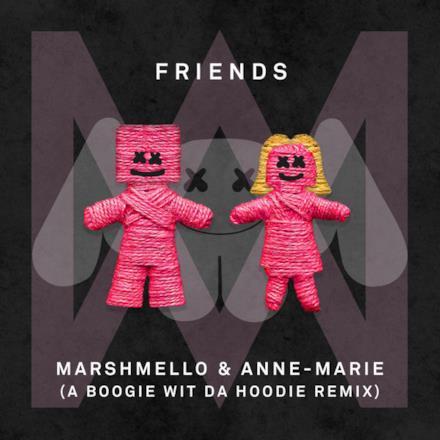 FRIENDS (A Boogie wit da Hoodie Remix) - Single
