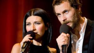 Laura Pausini e Jovanotti