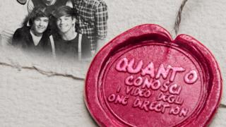Quanto conosci i video degli One Direction?