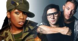 i Jack U avrebbero contattato Missy Elliott per collaborare al remix di Take U There