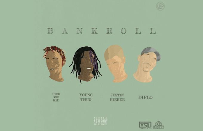 Bank Roll Feat. Rich The Kid, Justin Bieber, Young Thug