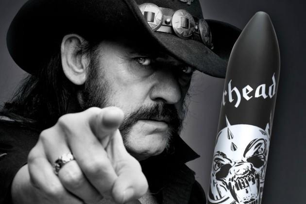 Lemmy con il nuovo vibratore