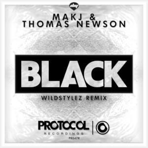 Black (Wildstylez Remix) - Single