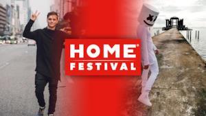 Home Festival, a settembre show tra Martin Garrix e techno