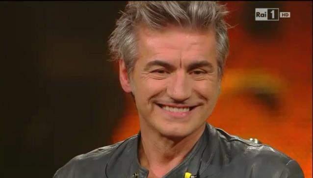 Ligabue all'Ariston al Festival 2014