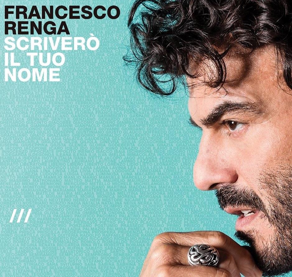 Francesco Renga è tornato con un nuovo disco
