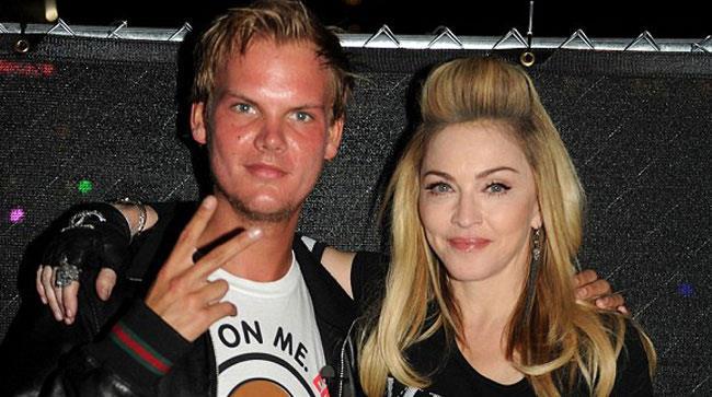 Avicii e Madonna