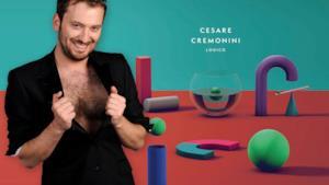 Primo piano di Cesare Cremonini