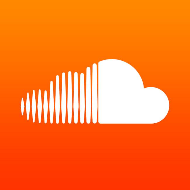La nuvola musicale arancione