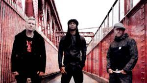 I 3 membri dei Prodigy nel 2015