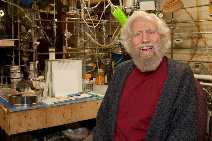 Alexander Shulgin, lo scienziato inventore dell'Ecstasy
