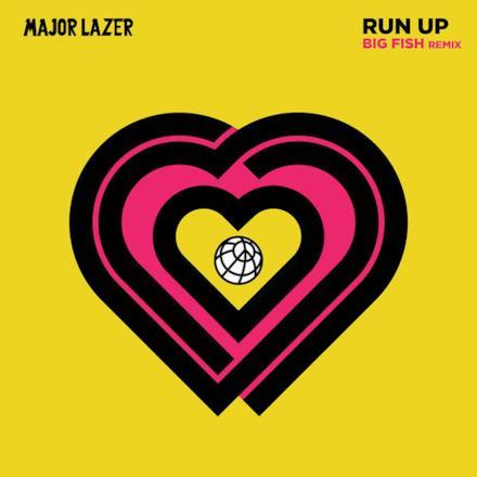 Run Up (feat. PARTYNEXTDOOR & Nicki Minaj) [Big Fish Remix] - Single
