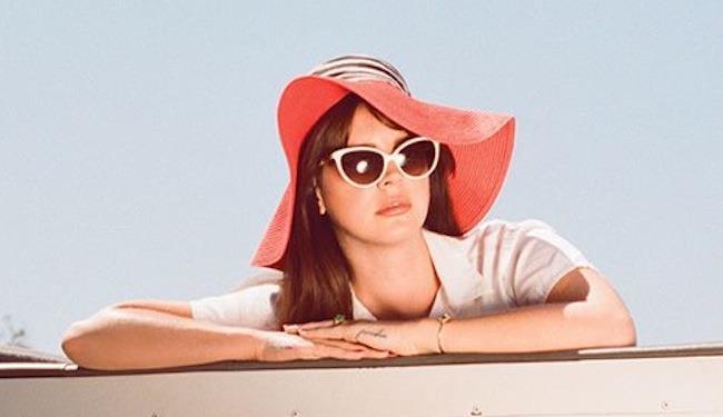Lana Del Rey nel video teaser del nuovo disco 2015