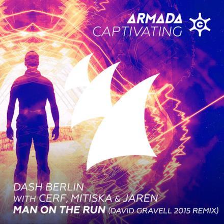 Man on the Run (David Gravell 2015 Remix) - Single