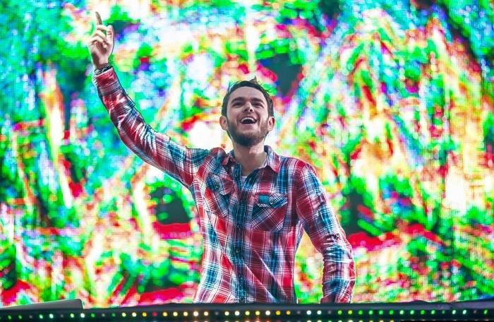 Zedd Billboard