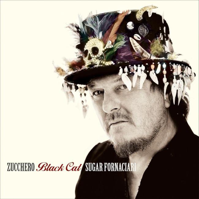 In uscita il 28 aprile l'album di Zucchero Black Cat