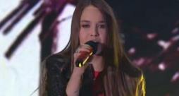 Margherita sul palco di X Factor 9