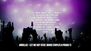 Gorillaz: le migliori frasi dei testi delle canzoni