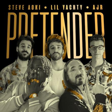 Pretender (feat. Lil Yachty & AJR) - Single