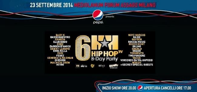 Hip Hop TV Birthday 2014
