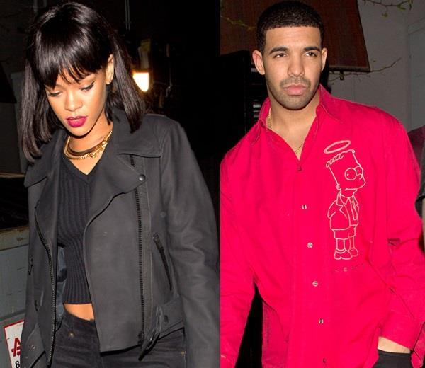 Rihanna e Drake paparazzati insieme a Los Angeles