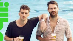 The Chainsmokers su Billboard