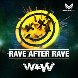 Rave After Rave - Single