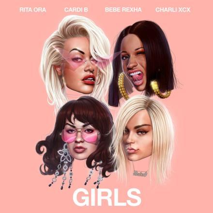 Girls (feat. Cardi B, Bebe Rexha & Charli XCX) - Single