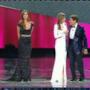 Elisabetta Canalis Belen Rodriguez seconda serata festival Sanremo 2011 - 2