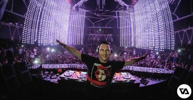 Tiesto, protagonista di Your Shot Usa