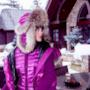 """Rihanna in versione """"invernale"""" ad Aspen"""