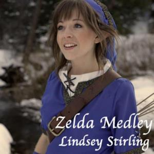Zelda Medley - Single