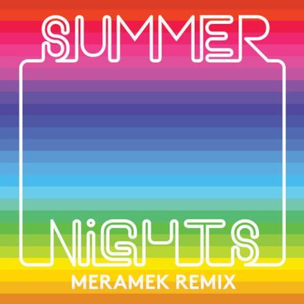 Summer Nights (Meramek Remix) - Single