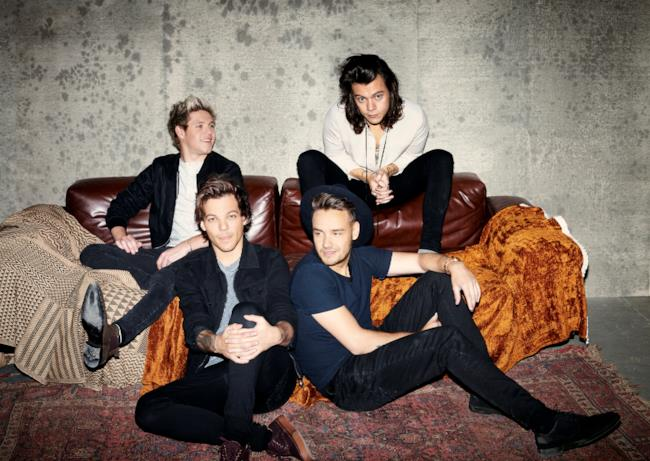 Gli One Direction fotografati da Sven Jacobsen per la cover di Made in the A.M.