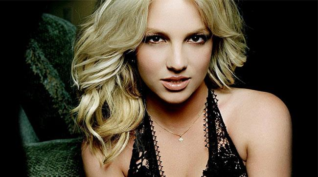 Primo piano di Britney Spears
