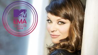 Alessandra Amoroso in gara agli MTV EMA 2014