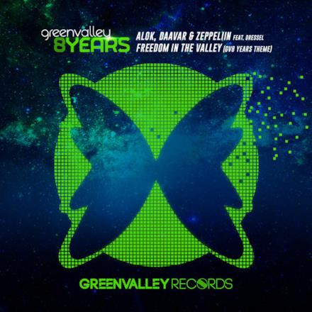 Freedom in the Valley (GV8 Years Theme) - Single