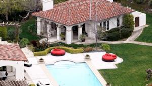 La casa di Justin Bieber