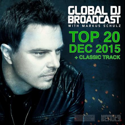 Global Dj Broadcast - Top 20 December 2015